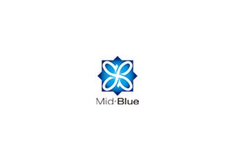 Mid-Blue(ミッドブルー)