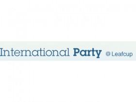 リーフカップ インターナショナルパーティー